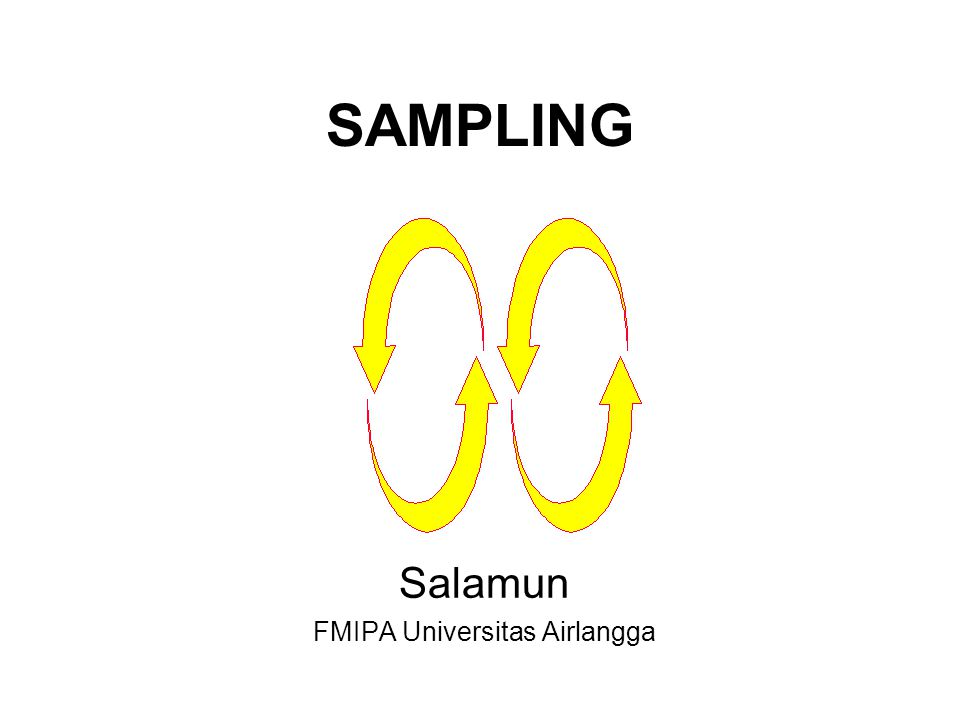 Salamun FMIPA Universitas Airlangga