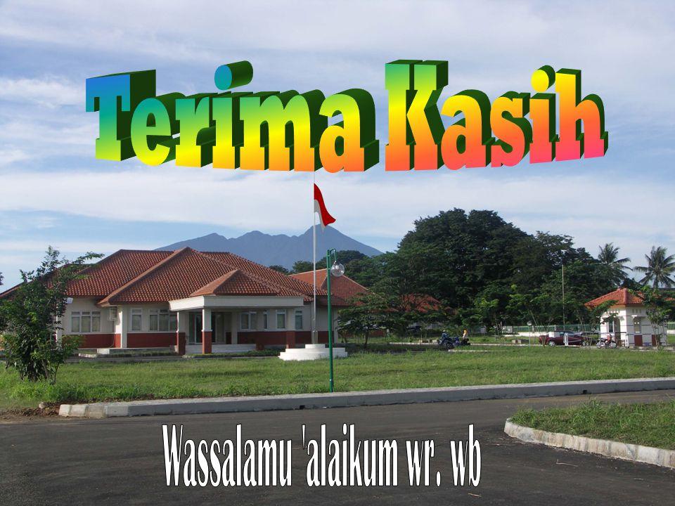 Wassalamu alaikum wr. wb