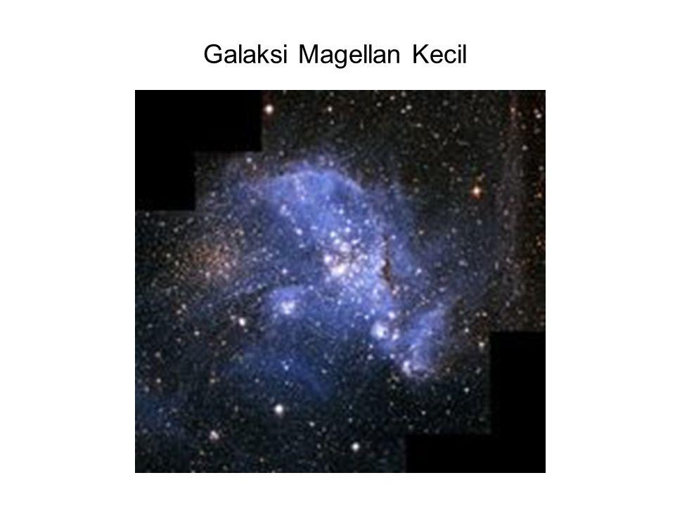 Galaksi Magellan Kecil