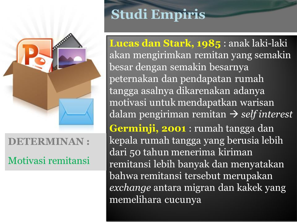 Studi Empiris