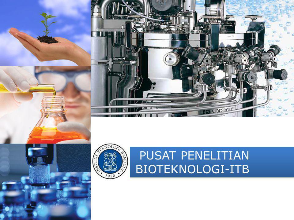 PUSAT PENELITIAN BIOTEKNOLOGI-ITB