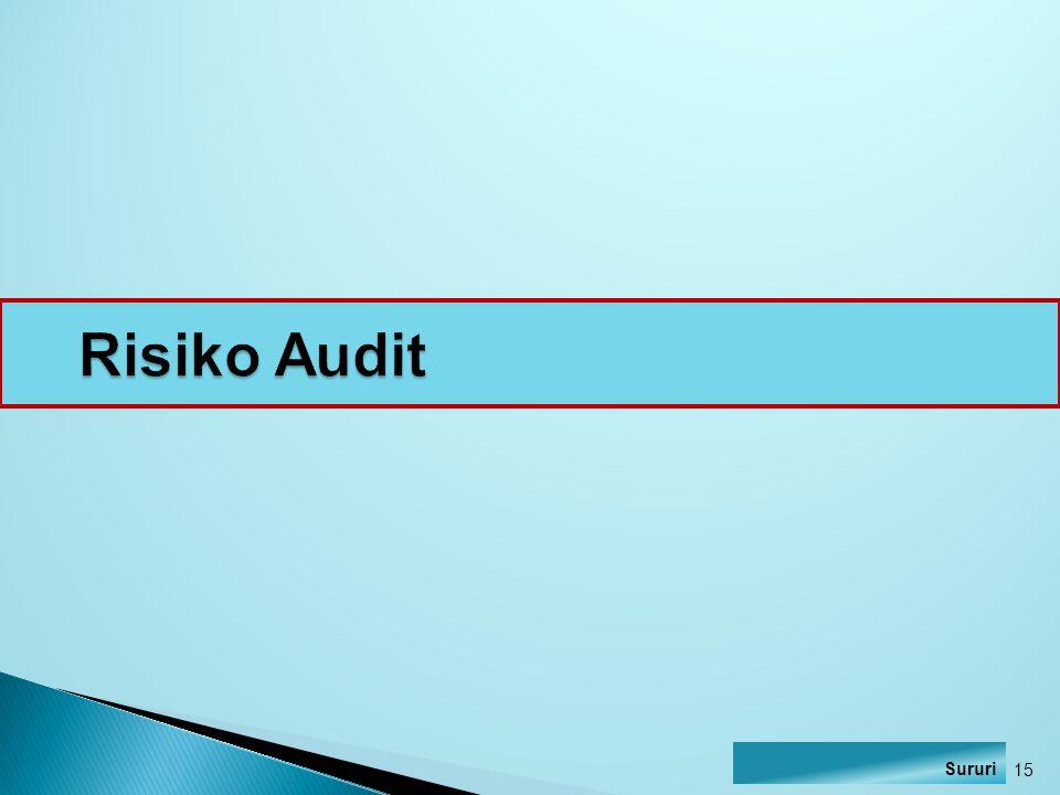 Risiko Audit Sururi