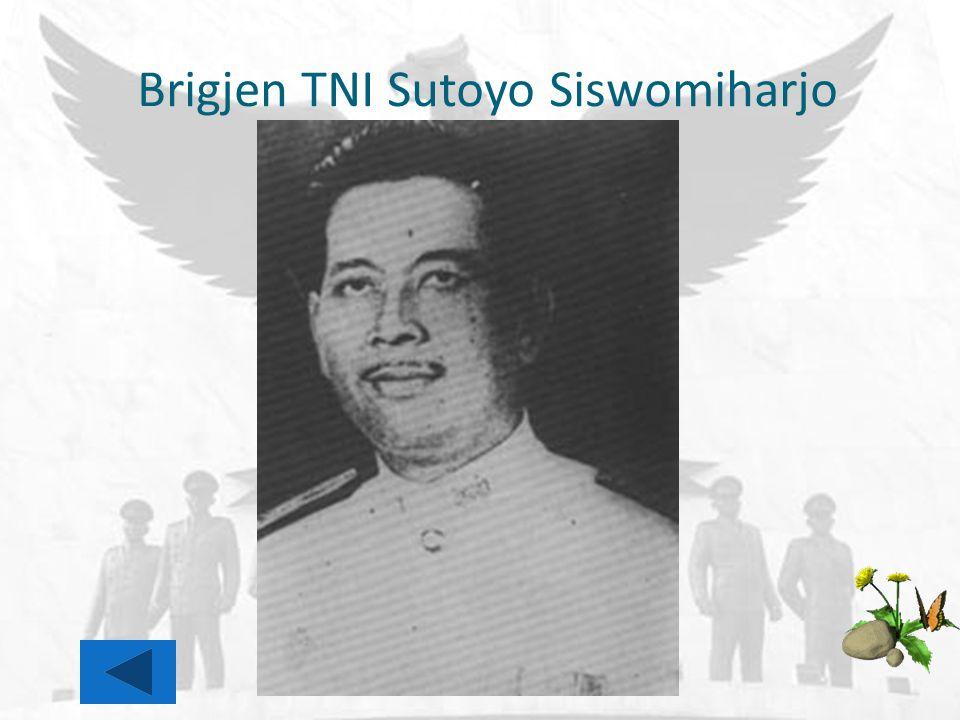 Brigjen TNI Sutoyo Siswomiharjo