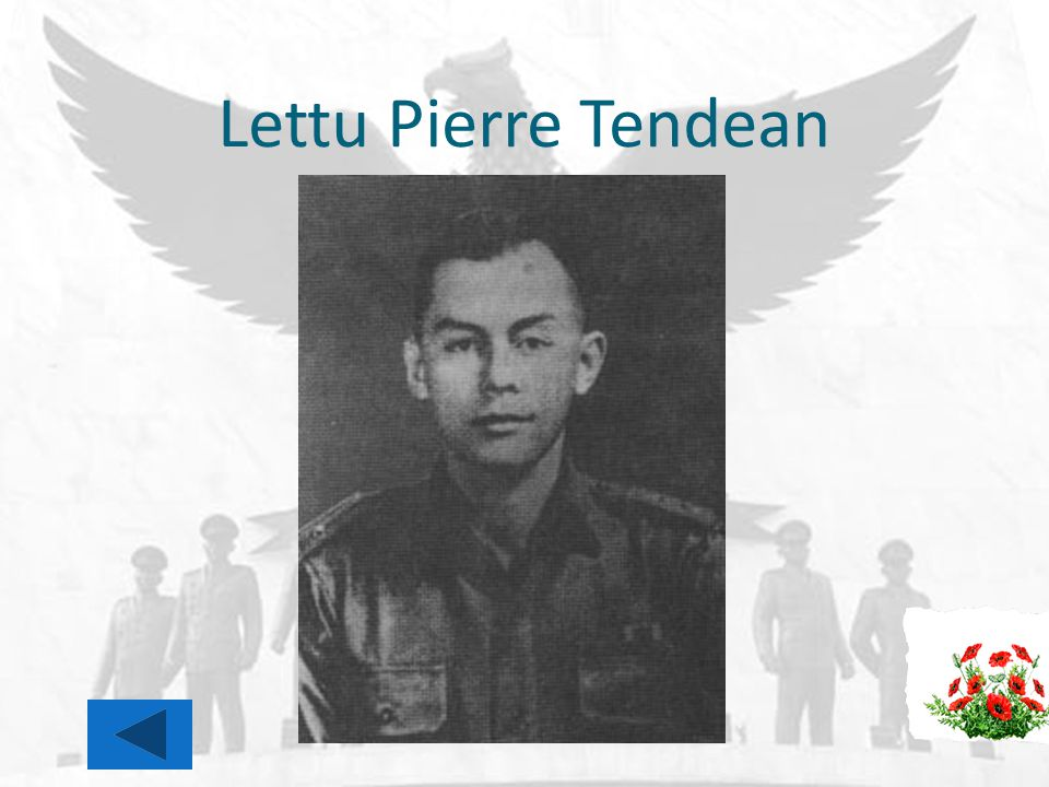 Lettu Pierre Tendean