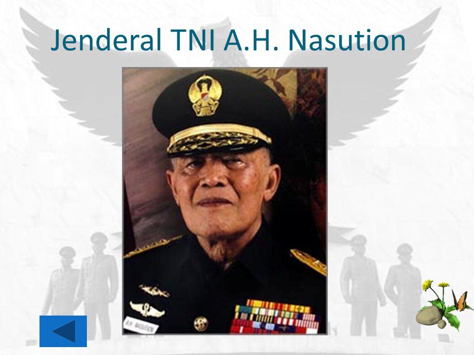 Jenderal TNI A.H. Nasution
