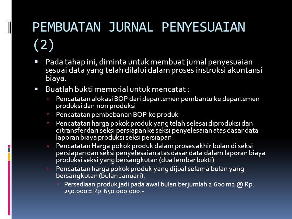 PEMBUATAN JURNAL PENYESUAIAN (2)