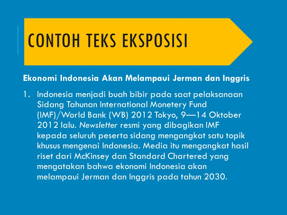 Ekonomi Indonesia Akan Melampaui Jerman dan Inggris