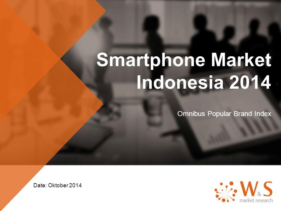 Smartphone Market Indonesia 2014