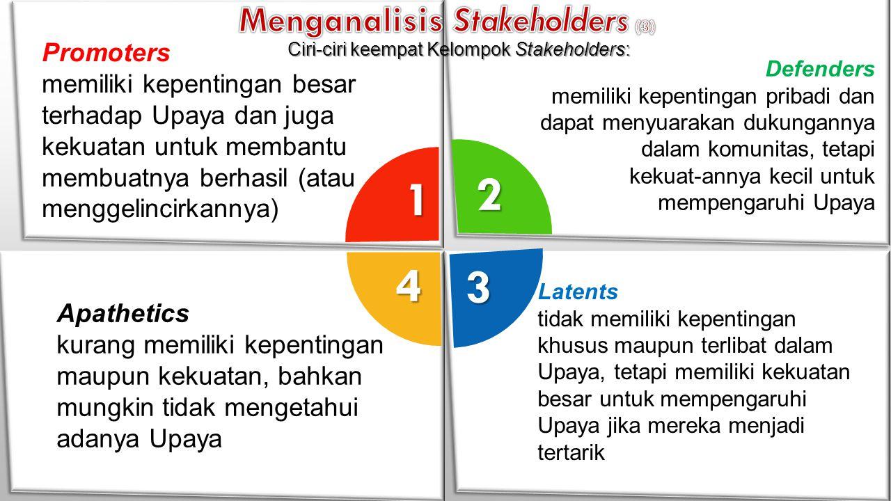 Menganalisis Stakeholders (3)