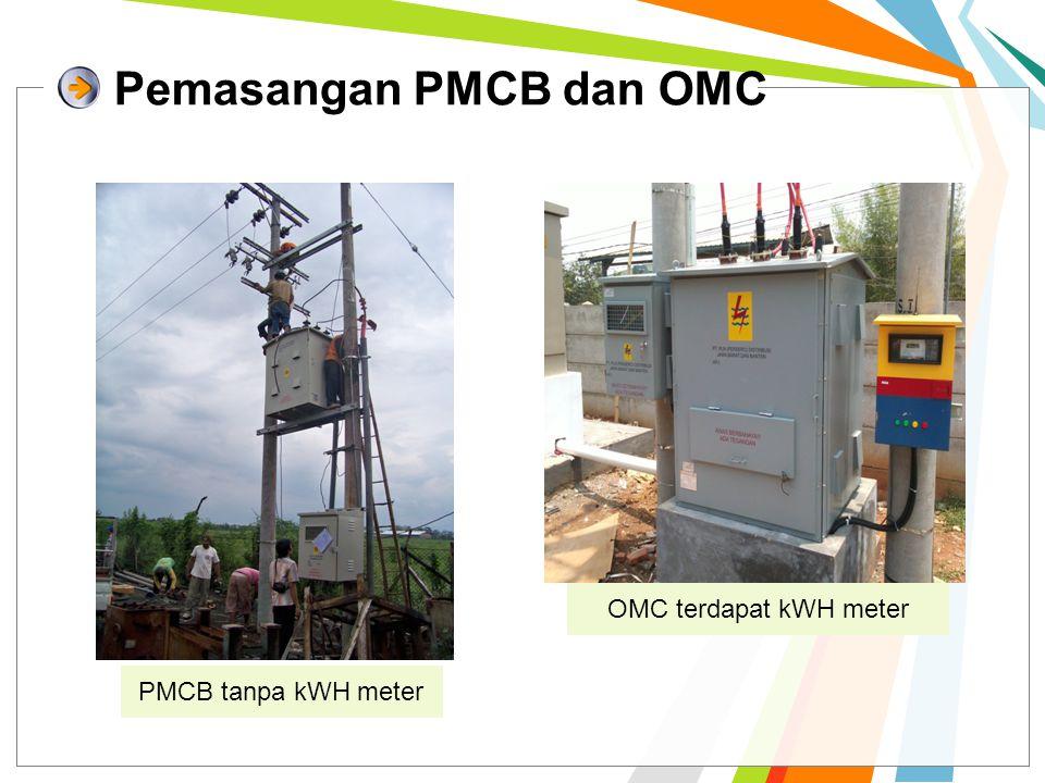 Pemasangan PMCB dan OMC