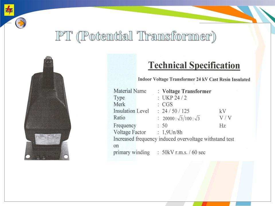 PT (Potential Transformer)