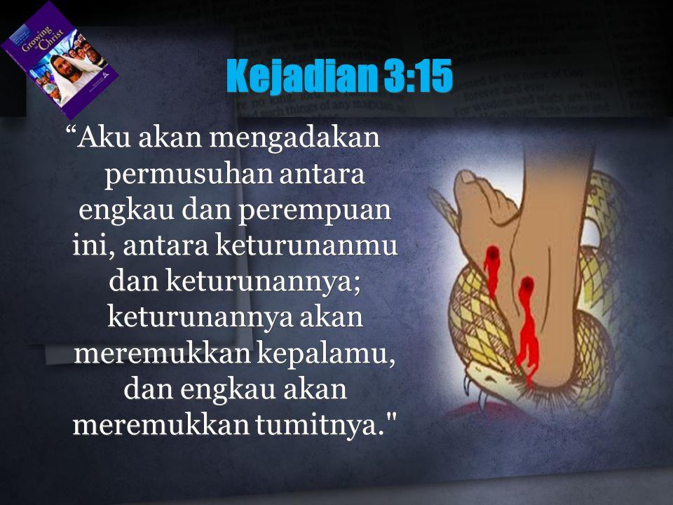 Kejadian 3:15