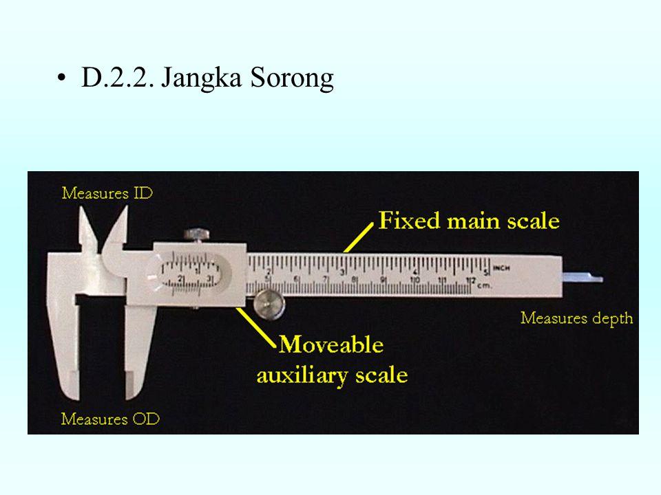 D.2.2. Jangka Sorong