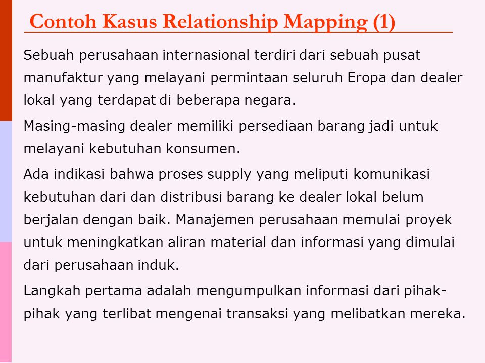 Contoh Kasus Relationship Mapping (1)