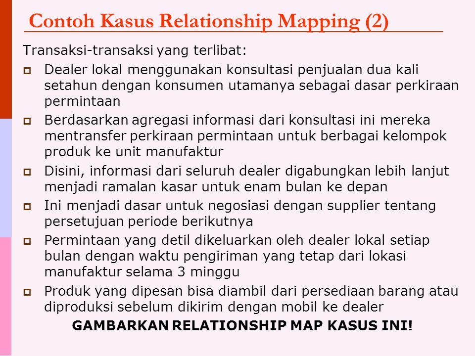 Contoh Kasus Relationship Mapping (2)