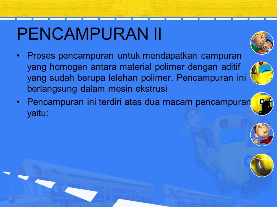 PENCAMPURAN II
