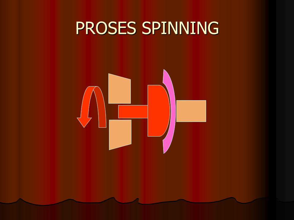 PROSES SPINNING