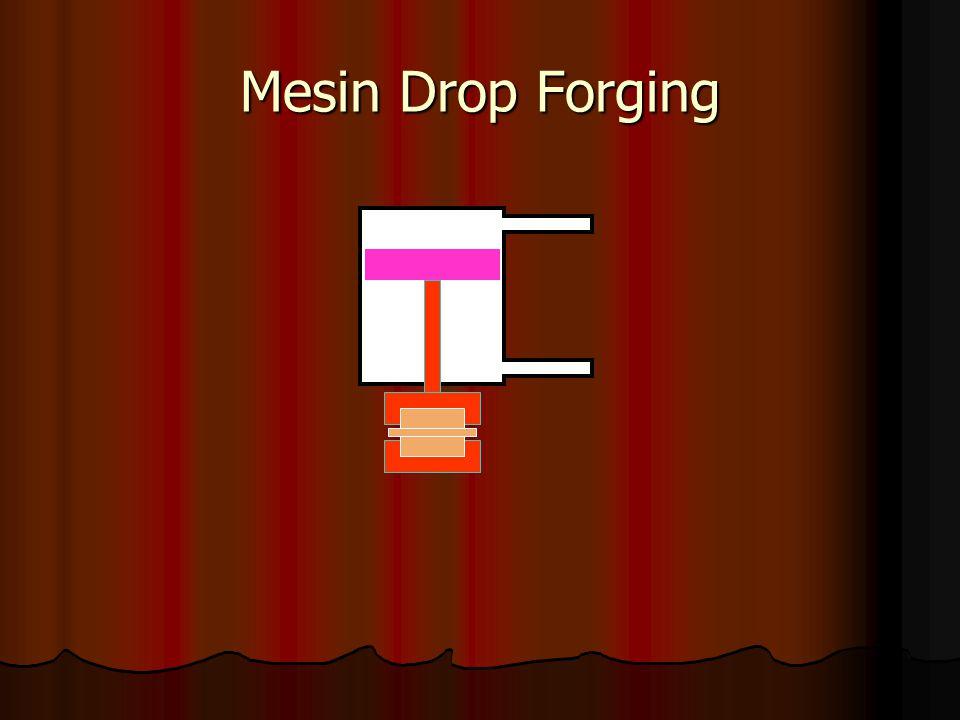 Mesin Drop Forging