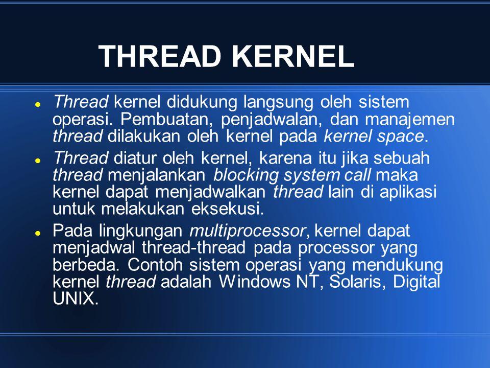 THREAD KERNEL