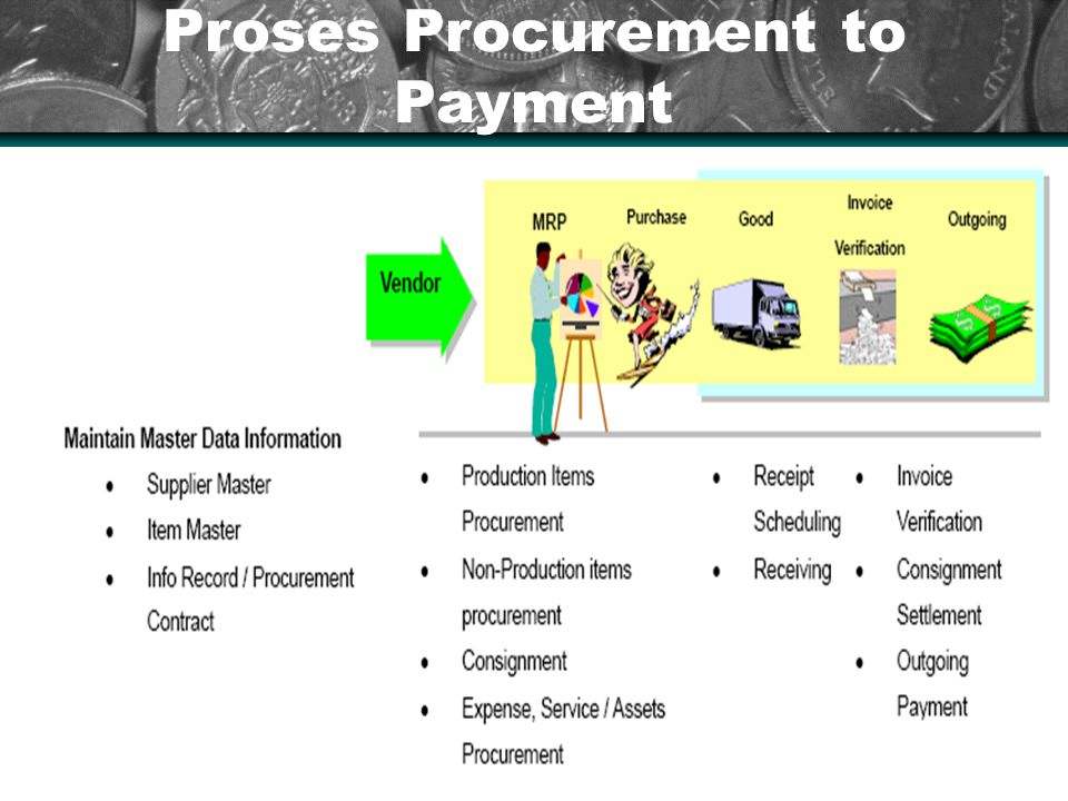 Proses Procurement to Payment