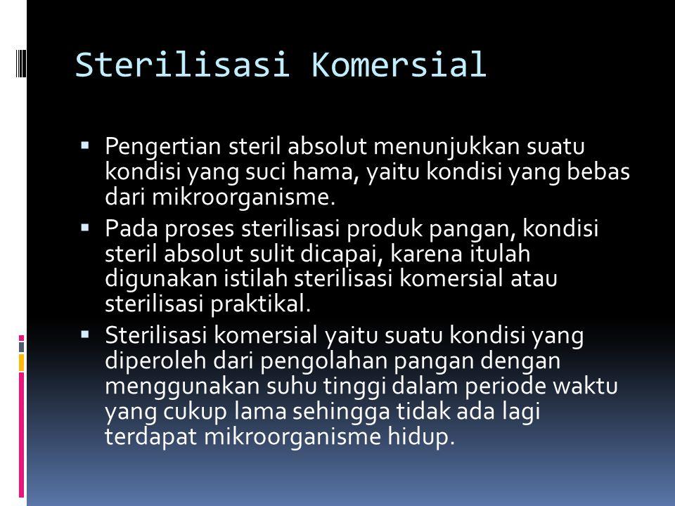 Sterilisasi Komersial