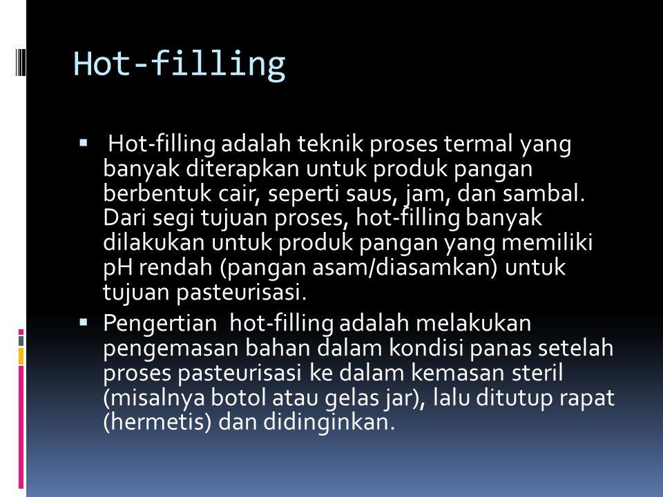 Hot-filling