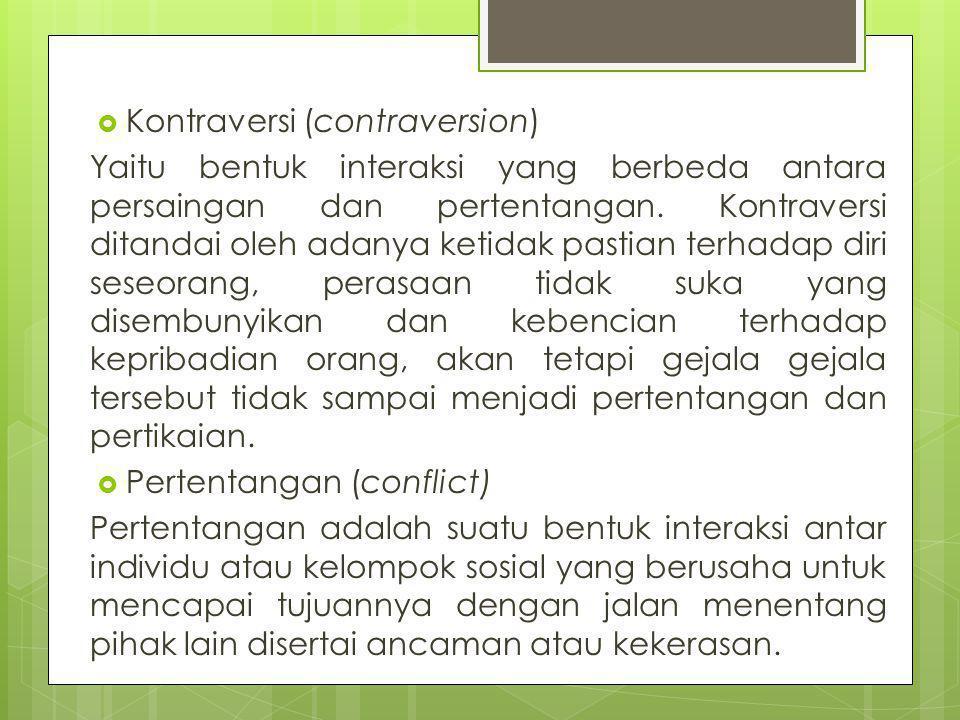 Kontraversi (contraversion)