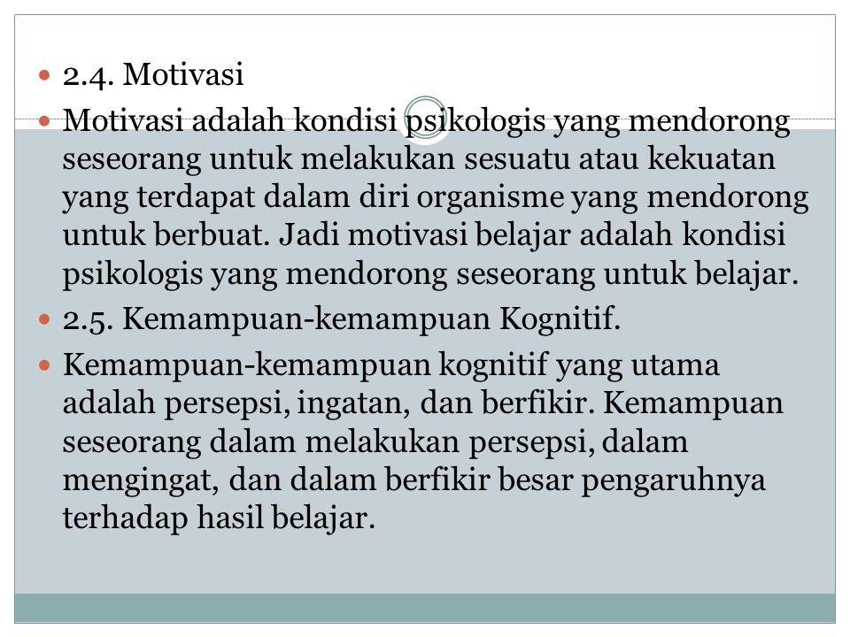 2.4. Motivasi