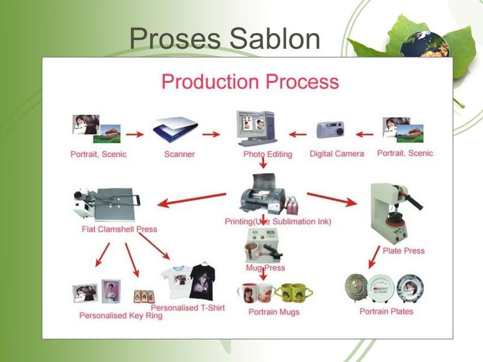 Proses Sablon