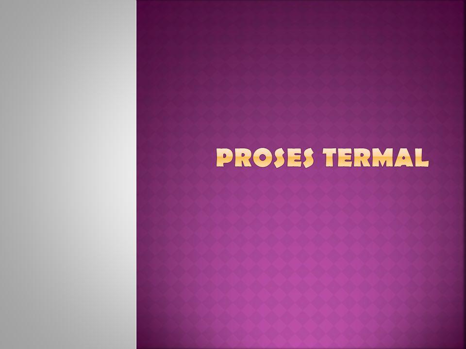 PROSES TERMAL