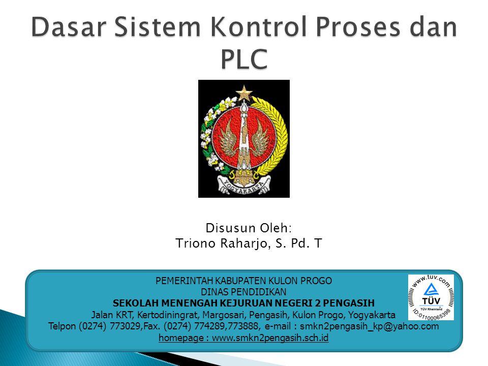 Dasar Sistem Kontrol Proses dan PLC