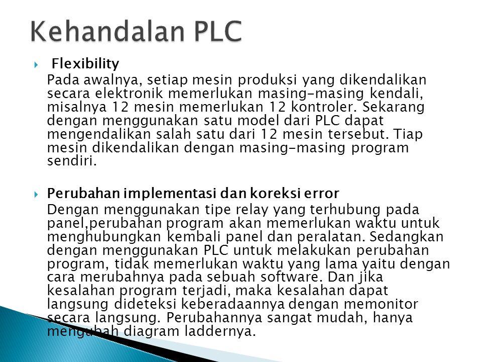 Kehandalan PLC Flexibility