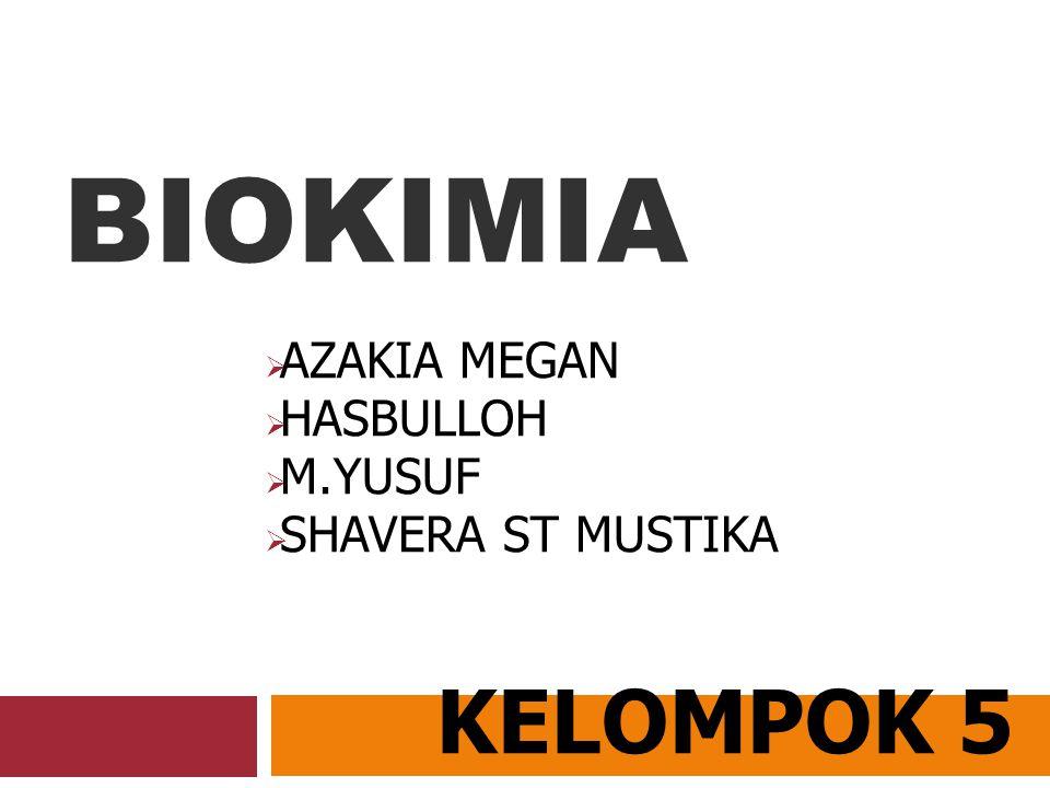 AZAKIA MEGAN HASBULLOH M.YUSUF SHAVERA ST MUSTIKA KELOMPOK 5