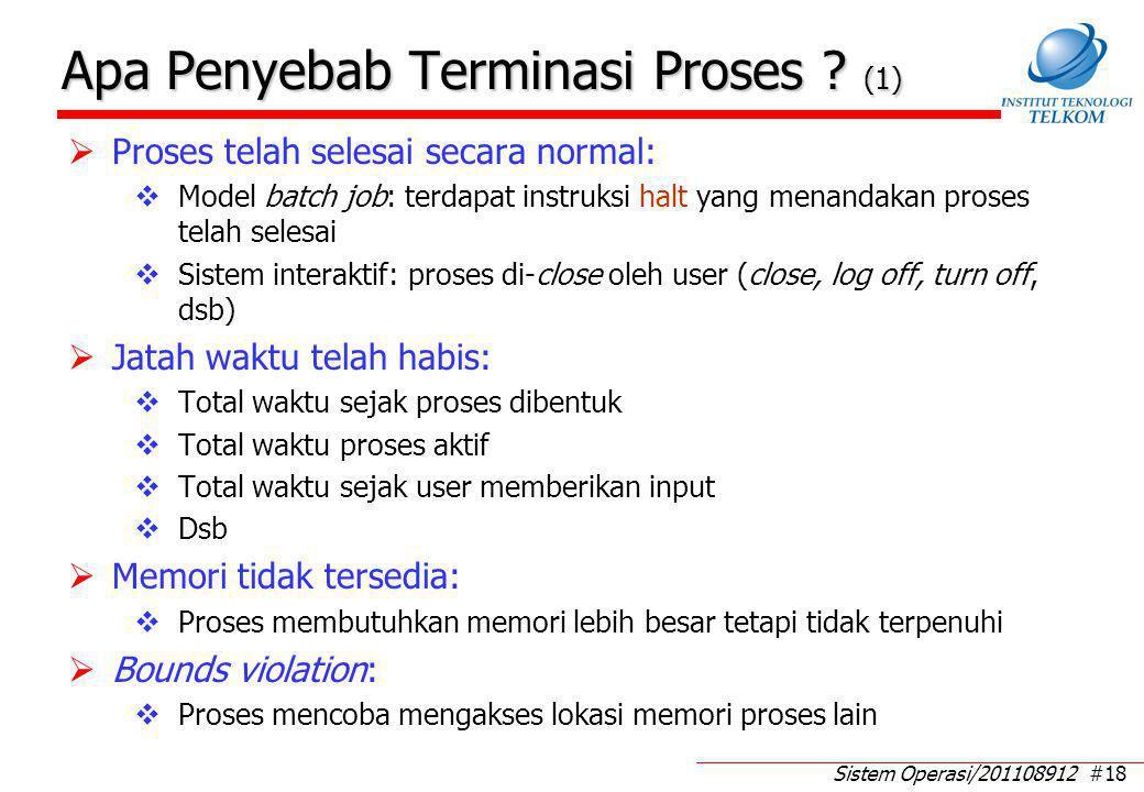 Apa Penyebab Terminasi Proses (2)
