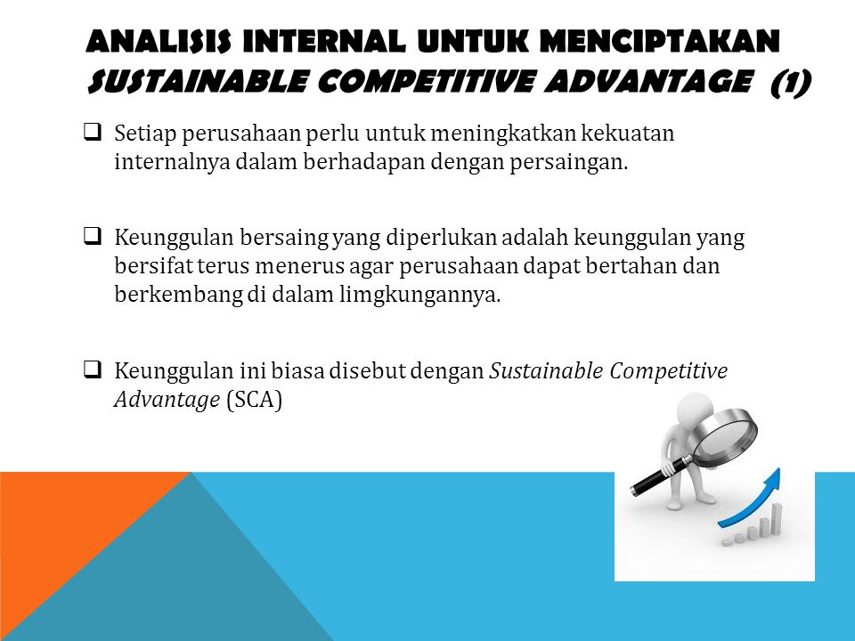 ANALISIS INTERNAL UNTUK MENCIPTAKAN SUSTAINABLE COMPETITIVE ADVANTAGE (1)