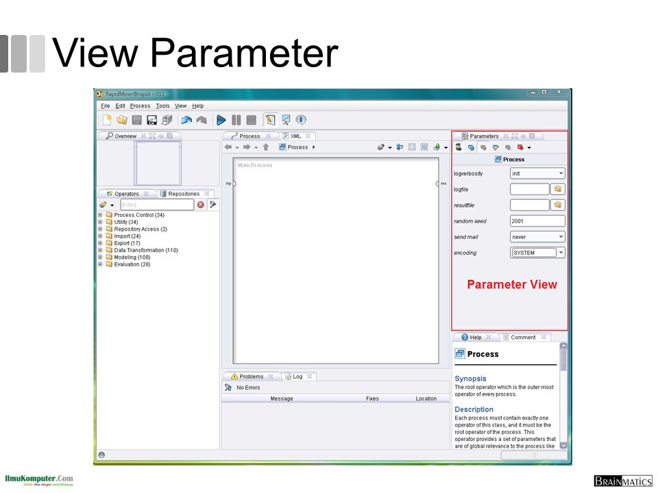 View Parameter