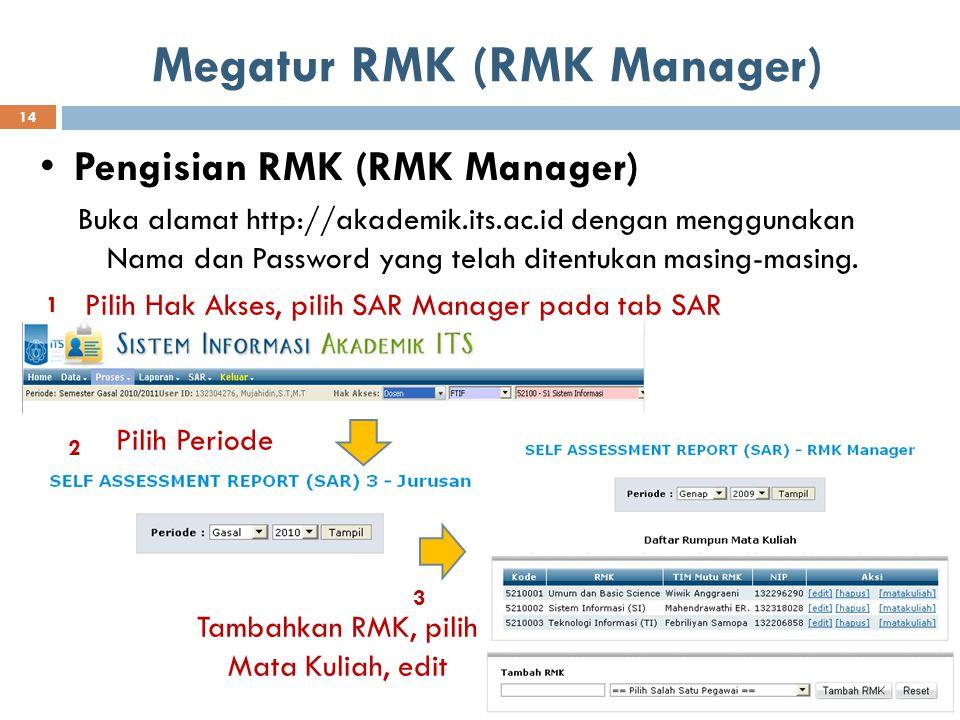 Megatur RMK (RMK Manager)
