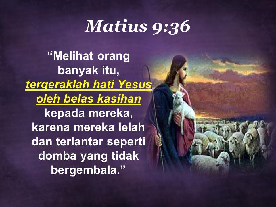 Matius 9:36