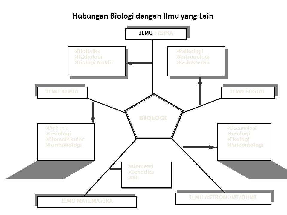 Hubungan Biologi dengan Ilmu yang Lain