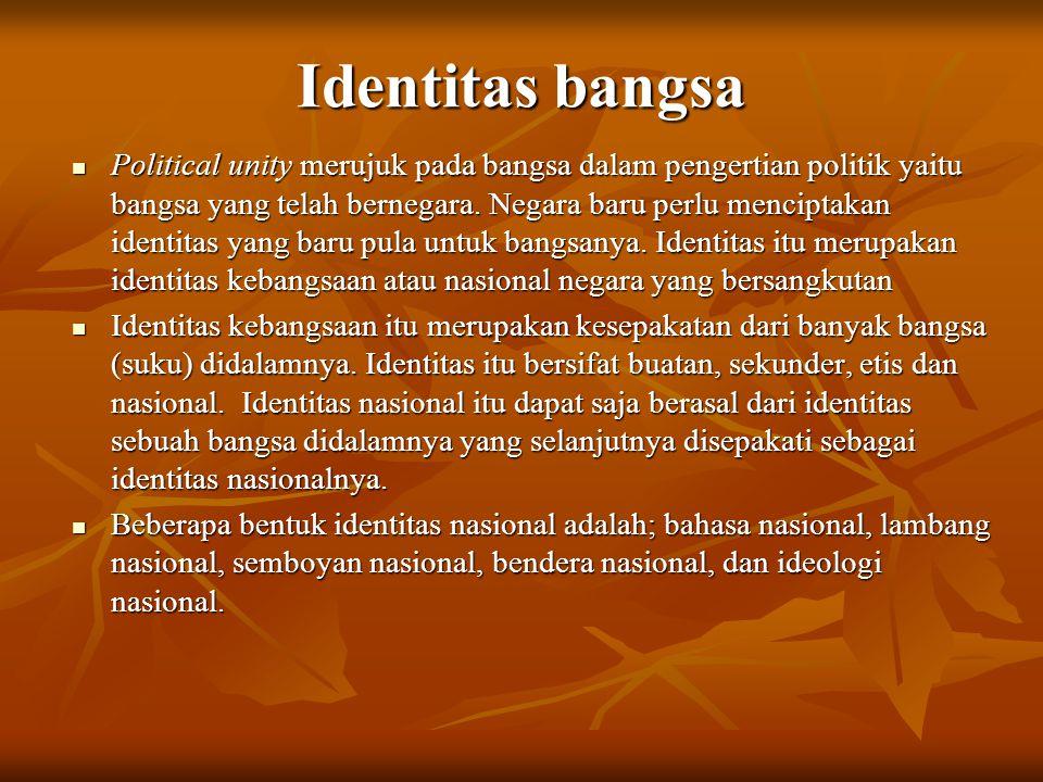 Identitas bangsa