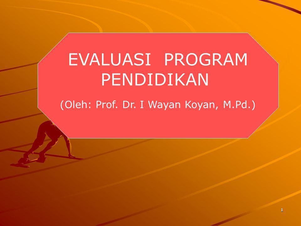 (Oleh: Prof. Dr. I Wayan Koyan, M.Pd.)