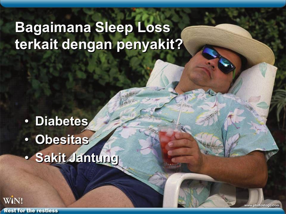 Bagaimana Sleep Loss terkait dengan penyakit