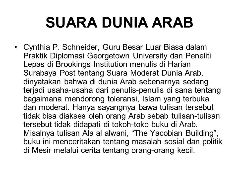 SUARA DUNIA ARAB