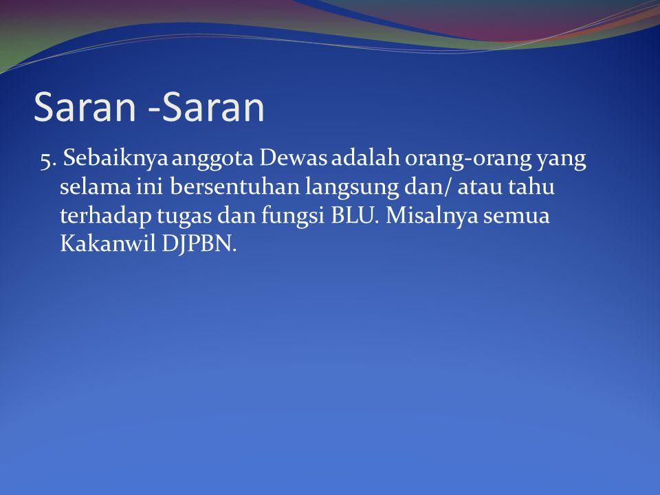Saran -Saran
