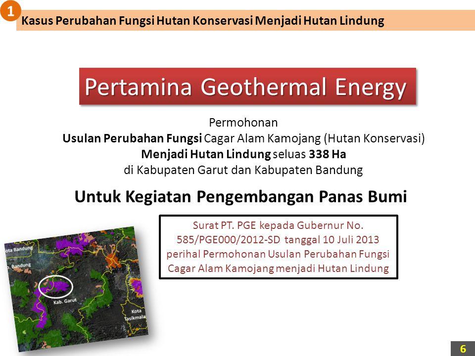 Pertamina Geothermal Energy