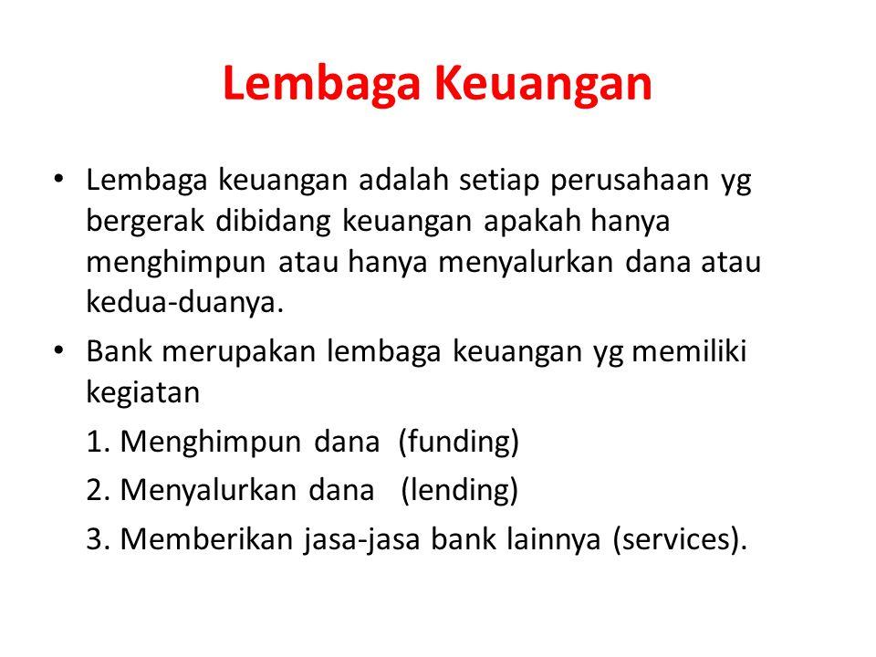 Lembaga Keuangan