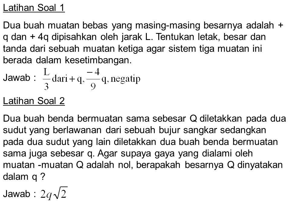 Latihan Soal 1