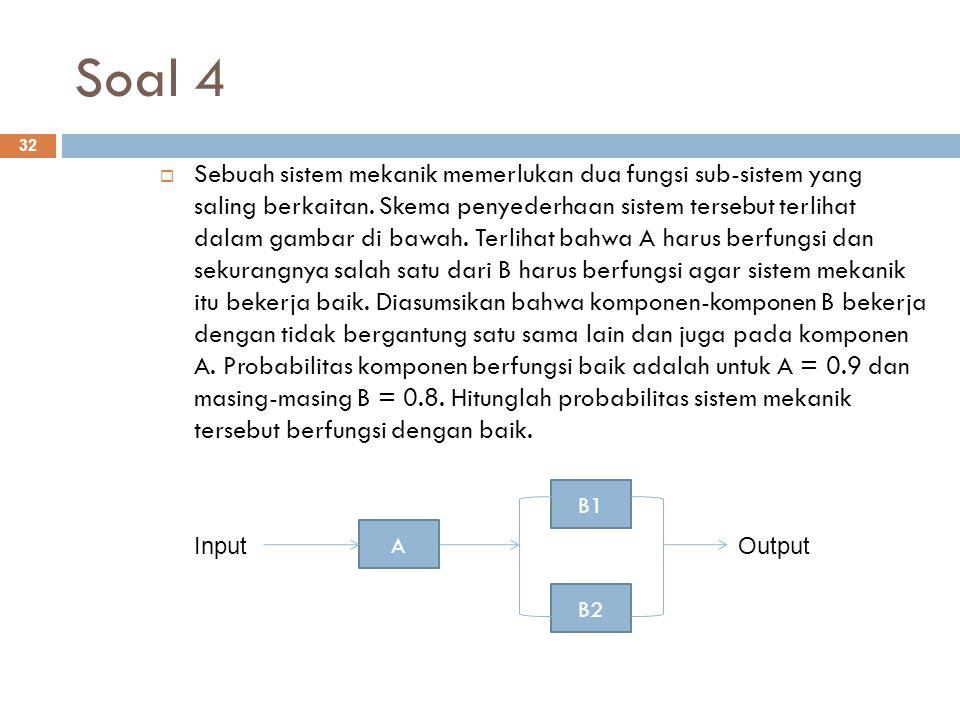 Soal 4