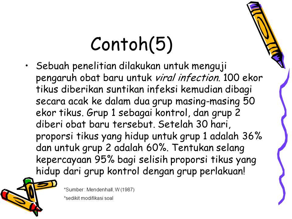Contoh(5)