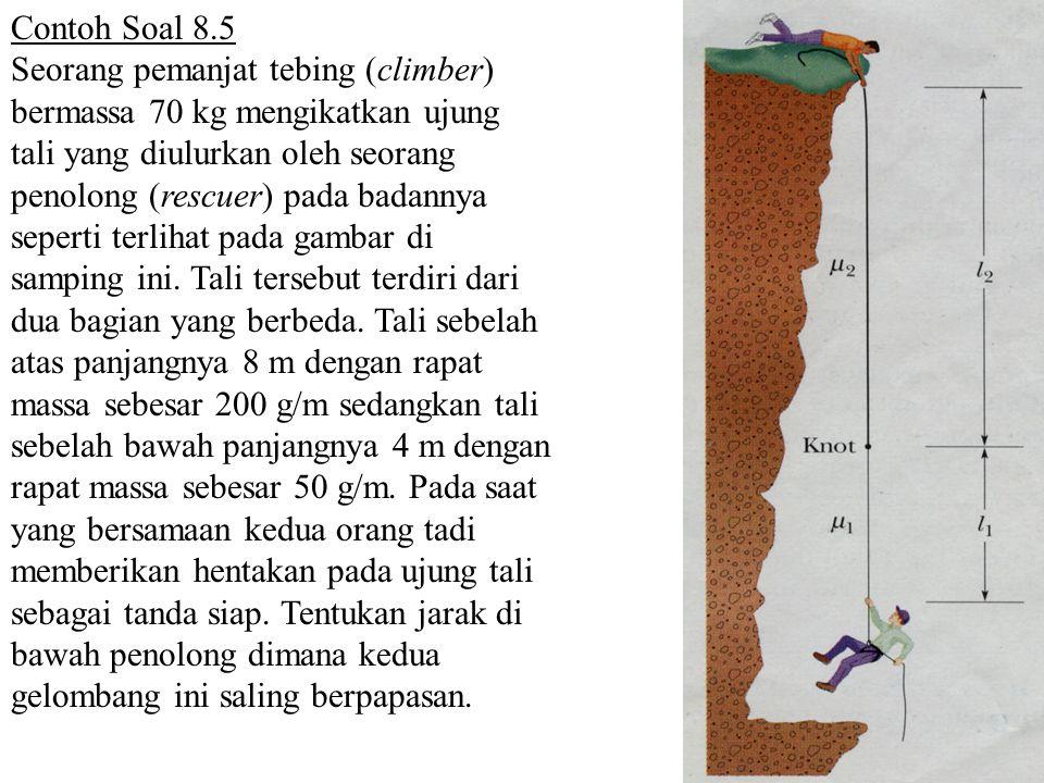 Contoh Soal 8.5